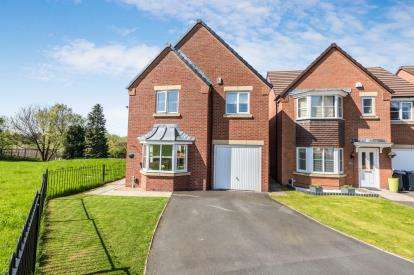 4 Bedrooms Detached House for sale in Booths Farm Close, Birmingham, West Midlands