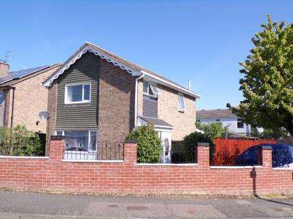 3 Bedrooms Detached House for sale in Brookdale Road, Braunstone Frith, Leicester, Leicestershire
