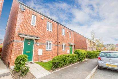 2 Bedrooms Semi Detached House for sale in Riverbrook Road, West Timperley, Altrincham, Greater Manchester