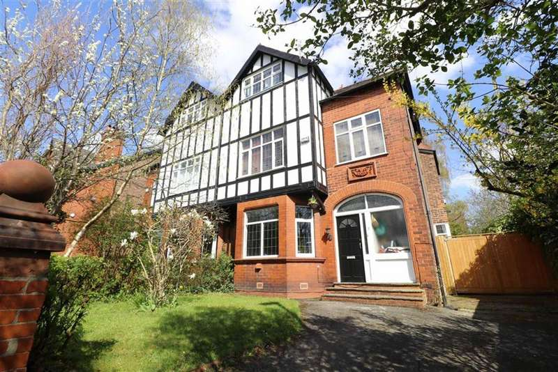 6 Bedrooms Semi Detached House for sale in Arnold Road, Whalley Range, Manchester, M16