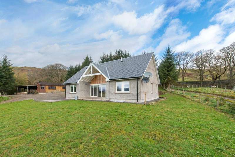 Farm Commercial for sale in Rynachulaig Farm, Killin, Stirlingshire, FK21
