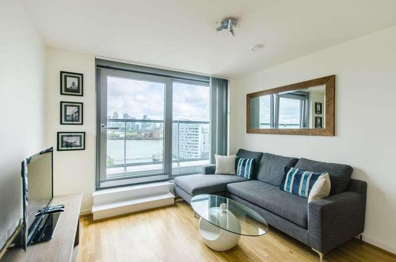 1 Bedroom Flat for sale in Laban Walk, Greenwich, SE8
