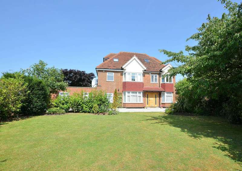 6 Bedrooms Detached House for sale in Kenley Road, Kingston, KT1