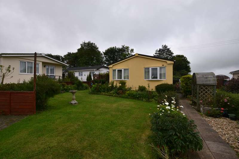 2 Bedrooms Park Home Mobile Home for sale in Enys Redenek, Wheal Seaon, Camborne TR14