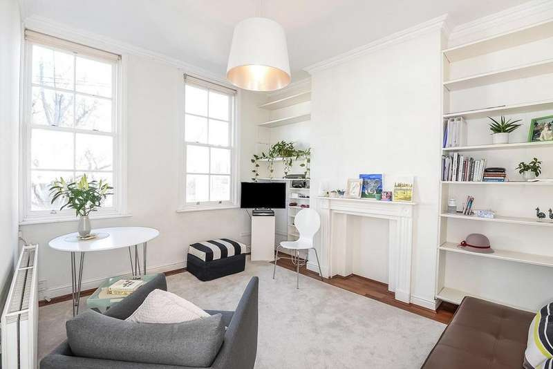 3 Bedrooms Flat for sale in Anselm Road, Fulham
