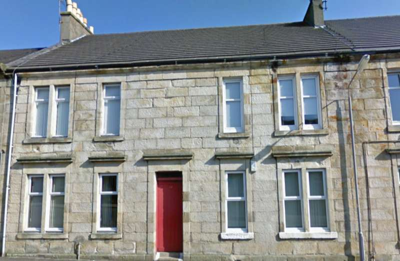 2 Bedrooms Ground Flat for sale in Springvale Street, Saltcoats KA21
