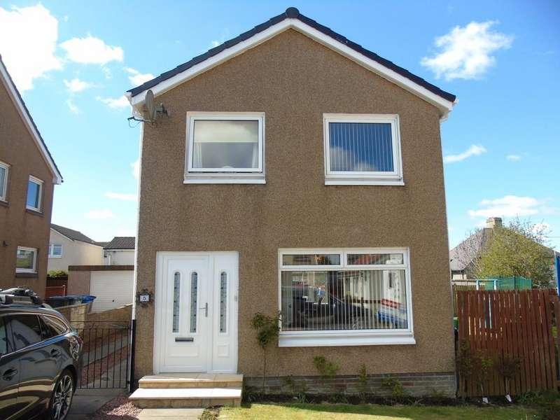 3 Bedrooms Detached House for sale in Carmichael Way, Law, Carluke, South Lanarkshire ML8