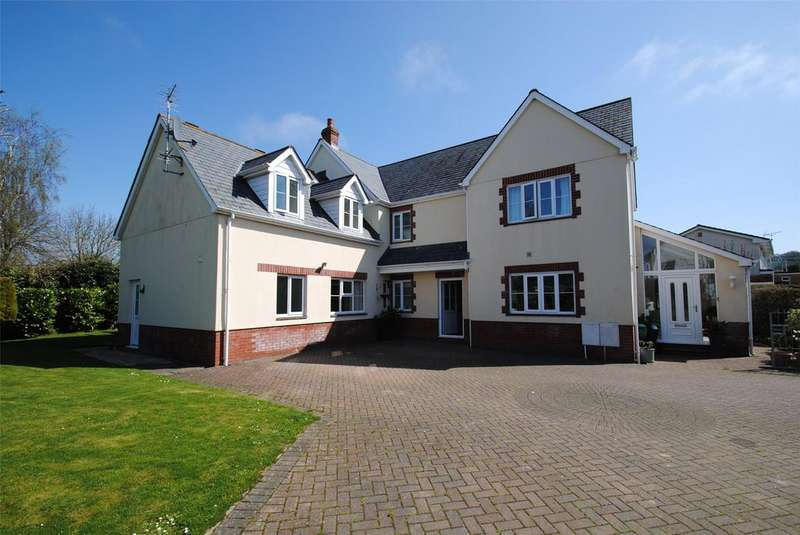 4 Bedrooms Detached House for sale in Bishops Tawton Road, Barnstaple