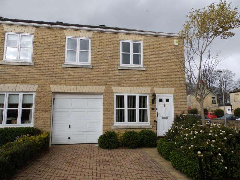 3 Bedrooms Town House for rent in SPA MEWS, BOSTON SPA, WETHERBY, LS23 6TR