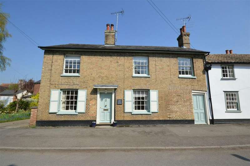 4 Bedrooms End Of Terrace House for sale in Old Post Office, South Street, Great Chesterford, Nr Saffron Walden