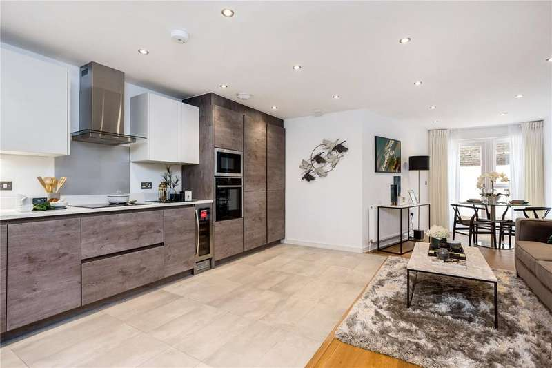1 Bedroom Flat for sale in Cornwall Road, Waterloo, London, SE1