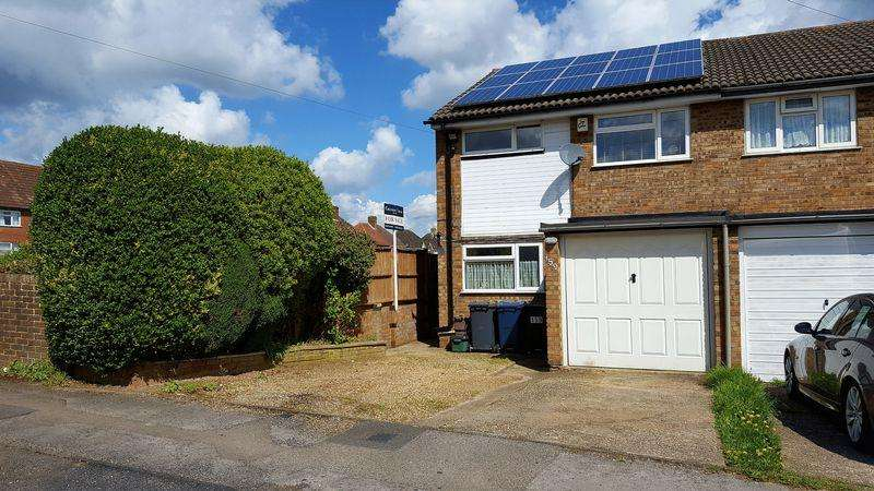 3 Bedrooms End Of Terrace House for sale in Rutland Avenue, High Wycombe