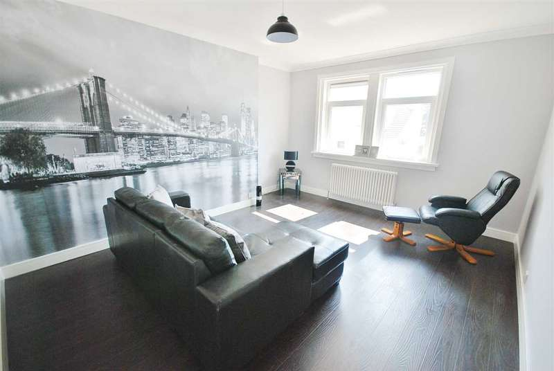 3 Bedrooms Apartment Flat for sale in Cunningham Road, Saltcoats