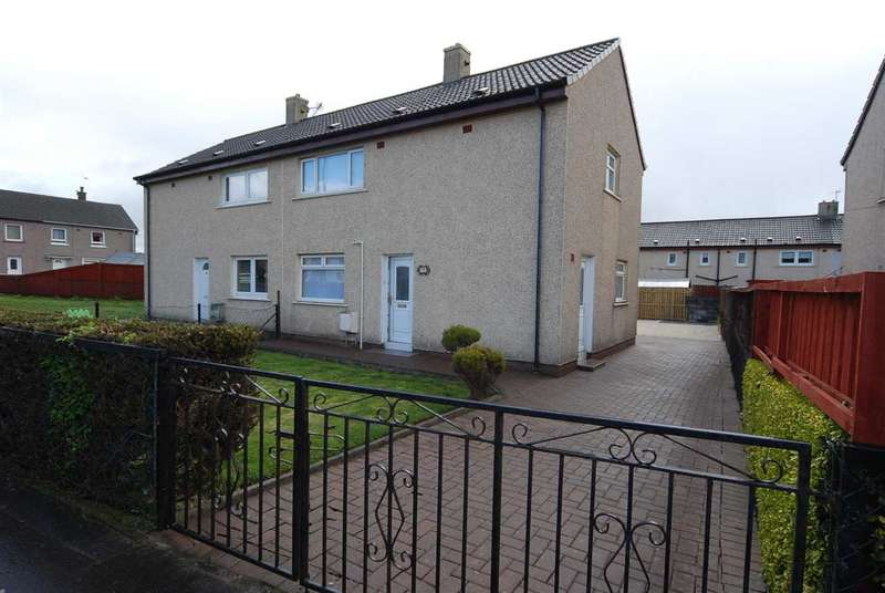 3 Bedrooms Semi Detached House for sale in Hayocks Road, Stevenston