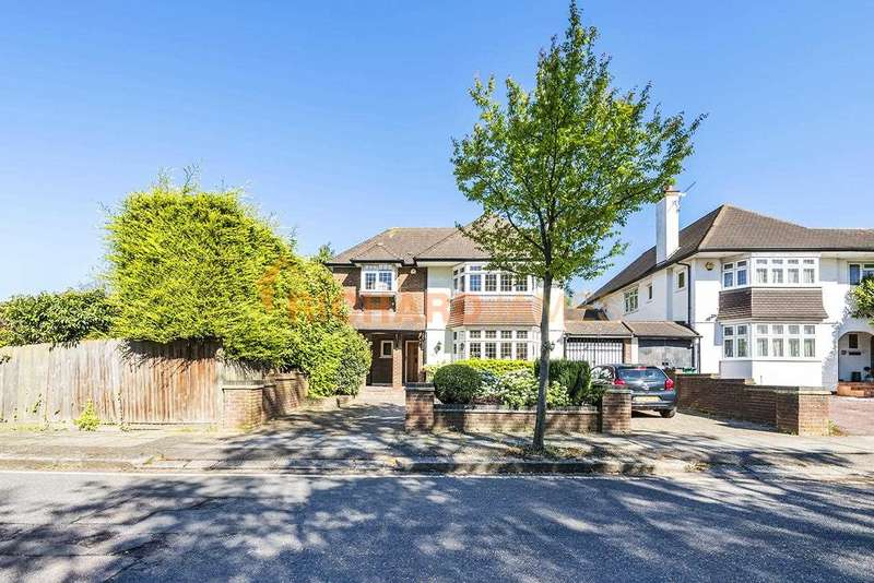 5 Bedrooms House for sale in Weymouth Avenue, Mill Hill