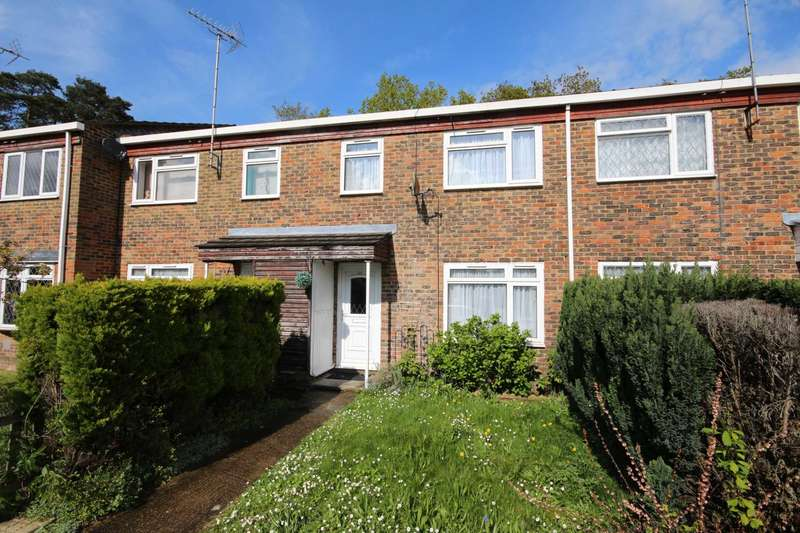 3 Bedrooms Terraced House for sale in Elizabeth Close, Bracknell
