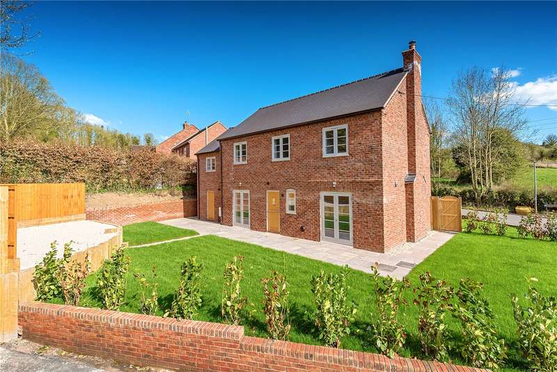 4 Bedrooms Detached House for sale in Riverdale, Ironbridge, Telford, Shropshire, TF8
