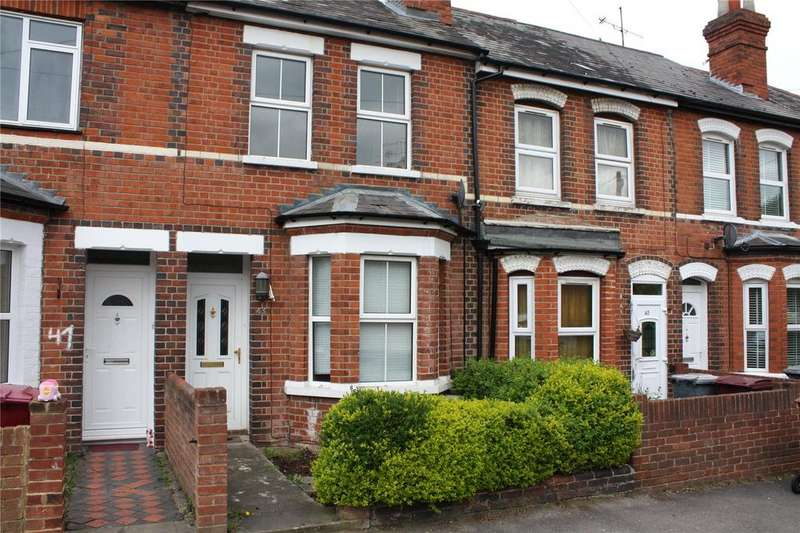 3 Bedrooms Terraced House for sale in St. Georges Terrace, Reading, Berkshire, RG30
