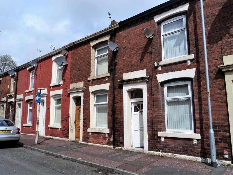 5 Bedrooms Terraced House for sale in Beardsworth Street Blackburn