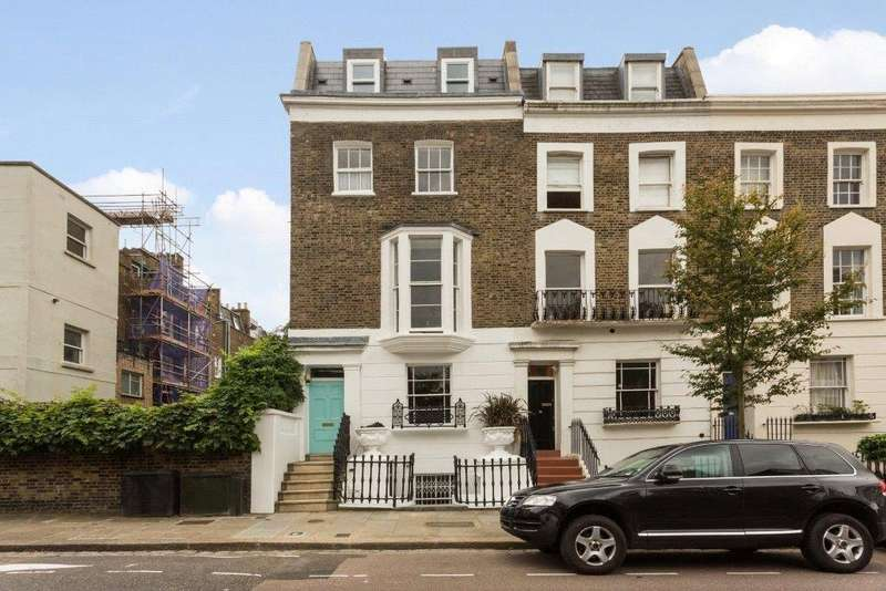 1 Bedroom Flat for sale in Stratford Villas, London