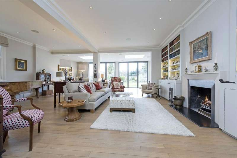 6 Bedrooms Semi Detached House for sale in Woodfield Avenue, London, SW16