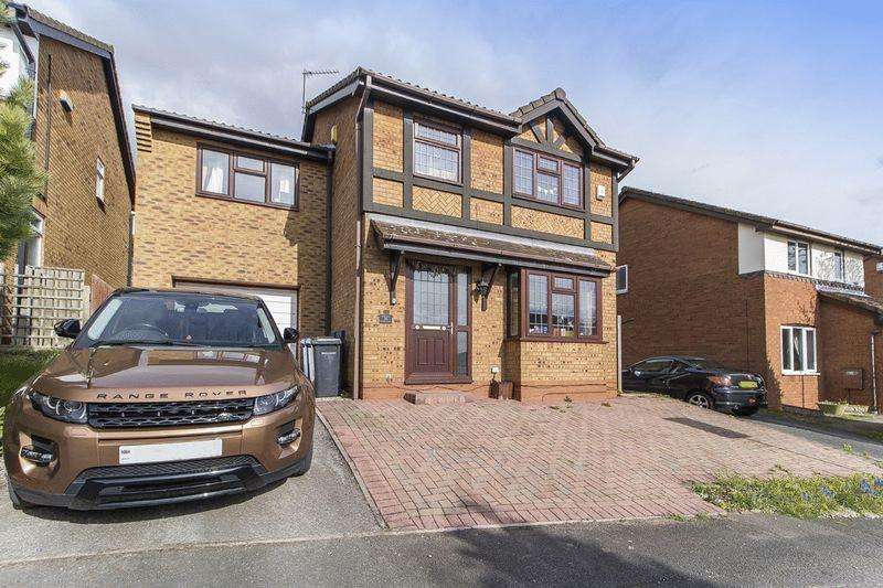 5 Bedrooms Detached House for sale in WOODHURST CLOSE, DERWENT HEIGHTS