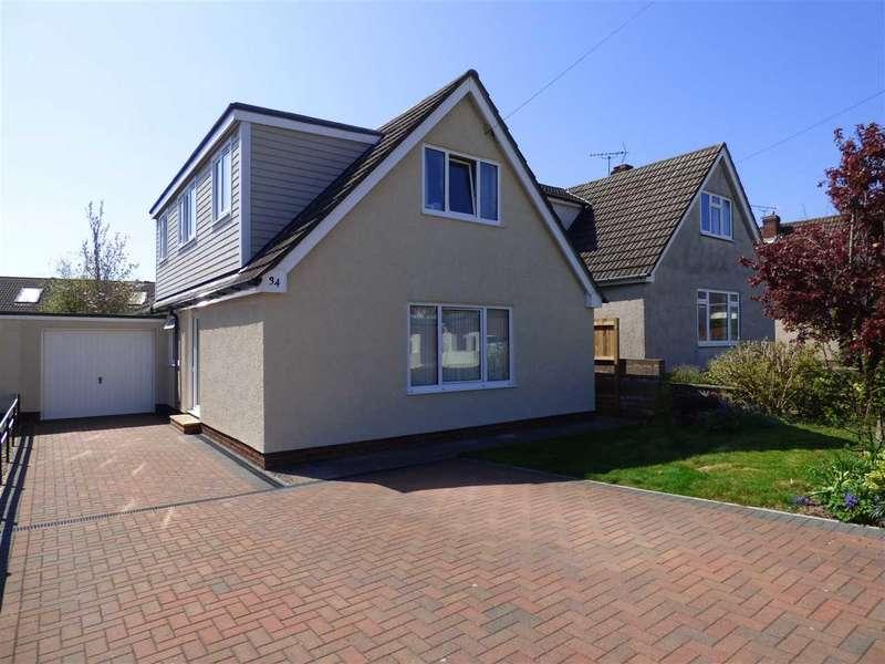 5 Bedrooms Detached Bungalow for sale in Wedgewood Drive, Portskewett, Caldicot