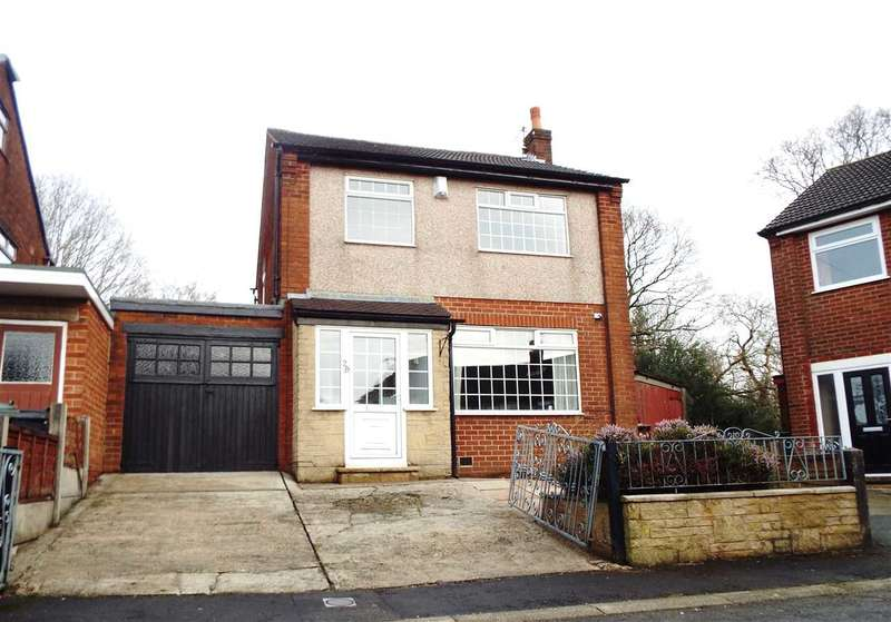 3 Bedrooms Detached House for sale in Lees Road, Anderton