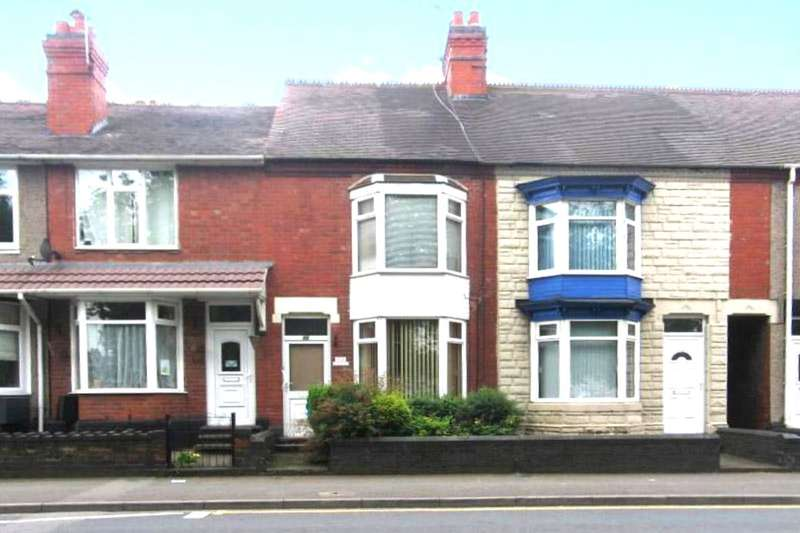 2 Bedrooms Property for rent in Corporation Street, Nuneaton, CV11
