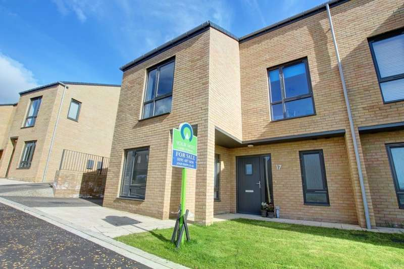 4 Bedrooms Semi Detached House for sale in Broadleaf Walk, Birtley, Chester Le Street, DH3