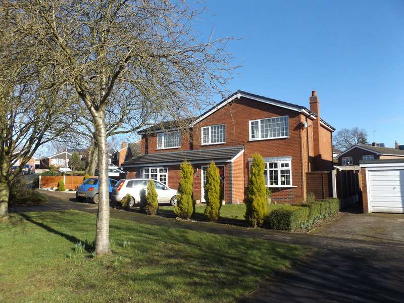 1 Bedroom Flat for rent in Sycamore Close, Audlem CW3