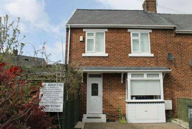 2 Bedrooms Semi Detached House for sale in Hollybush, Skelton