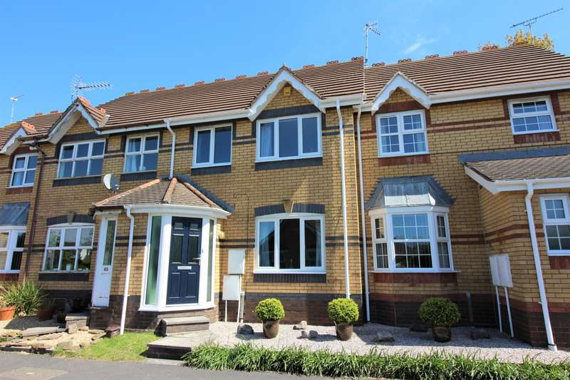 3 Bedrooms Terraced House for sale in Heron Gardens, Portishead, BS20