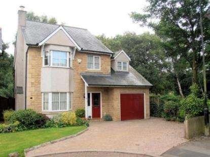 4 Bedrooms Detached House for sale in Spruce Avenue, Lancaster, Lancashire, LA1