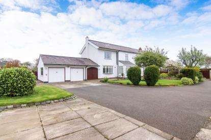 4 Bedrooms Semi Detached House for sale in Carr Lane, Maghull, Liverpool, Uk, L31