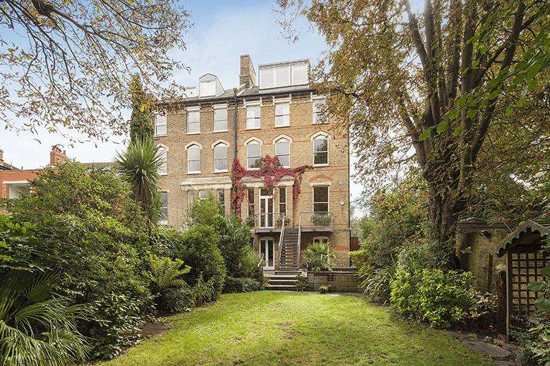 6 Bedrooms Semi Detached House for sale in PRINCE ARTHUR ROAD, HAMPSTEAD VILLAGE, LONDON NW3