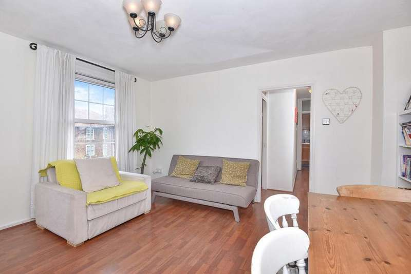 1 Bedroom Flat for sale in Gosling Way, Oval