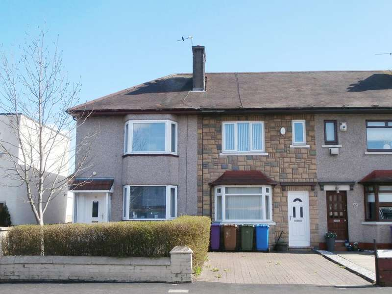 2 Bedrooms Terraced House for sale in Barrachnie Road, Garrowhill G69