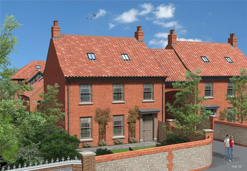 4 Bedrooms House for sale in Catherine Place, North Street, Burnham Market, King's Lynn, PE31