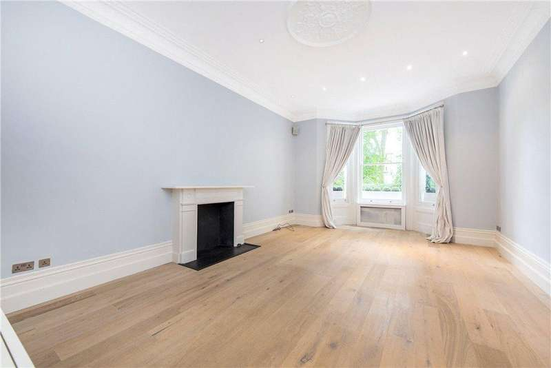2 Bedrooms Maisonette Flat for sale in Courtfield Gardens, London