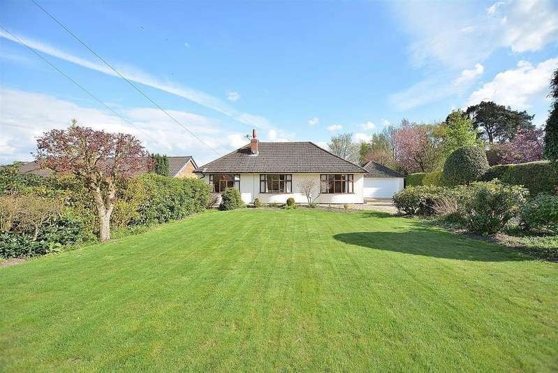 3 Bedrooms Detached Bungalow for sale in Kighill Lane, Ravenshead