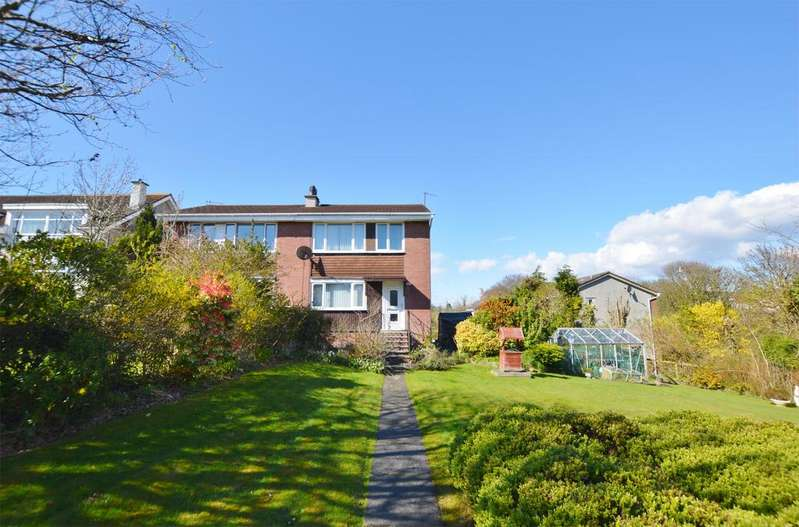 3 Bedrooms Semi Detached House for sale in 35 Bellard Walk, WEST KILBRIDE, KA23 9JL