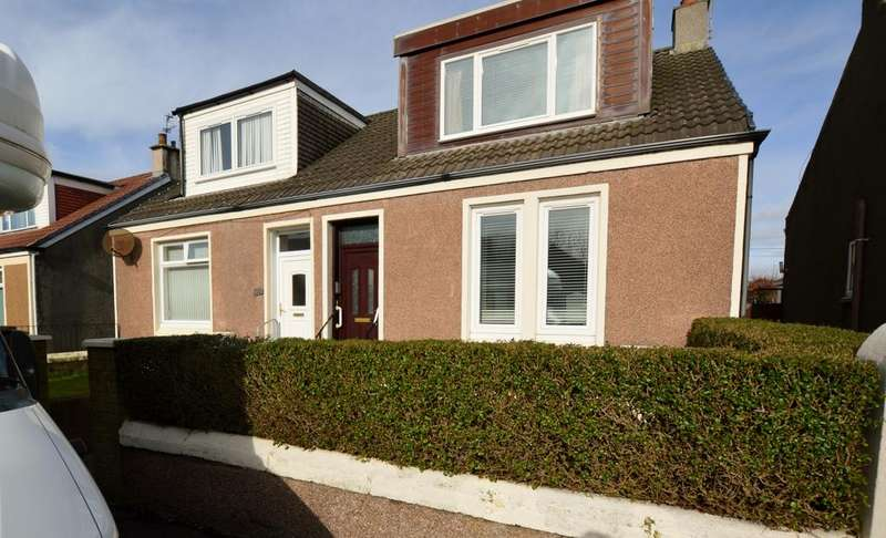 3 Bedrooms Semi Detached House for sale in 52 Caledonian Road, Stevenston, KA20 3LQ