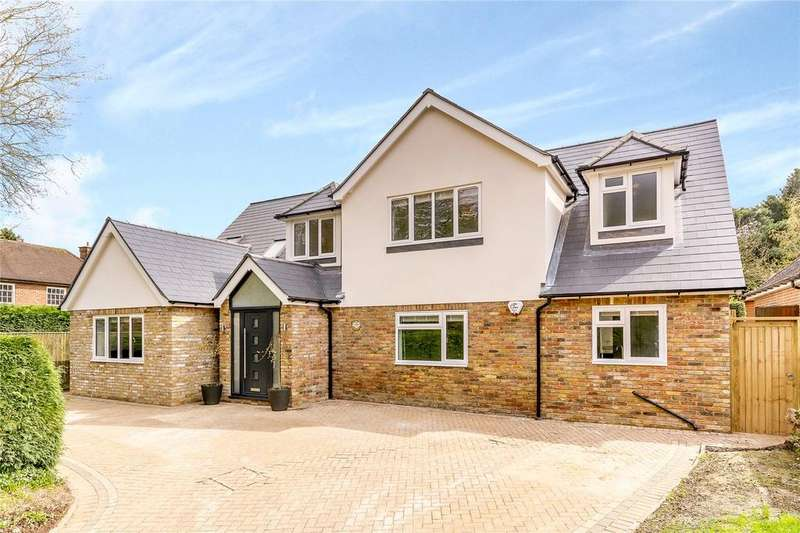5 Bedrooms Detached House for sale in Bell Lane, Little Chalfont, Buckinghamshire, HP6