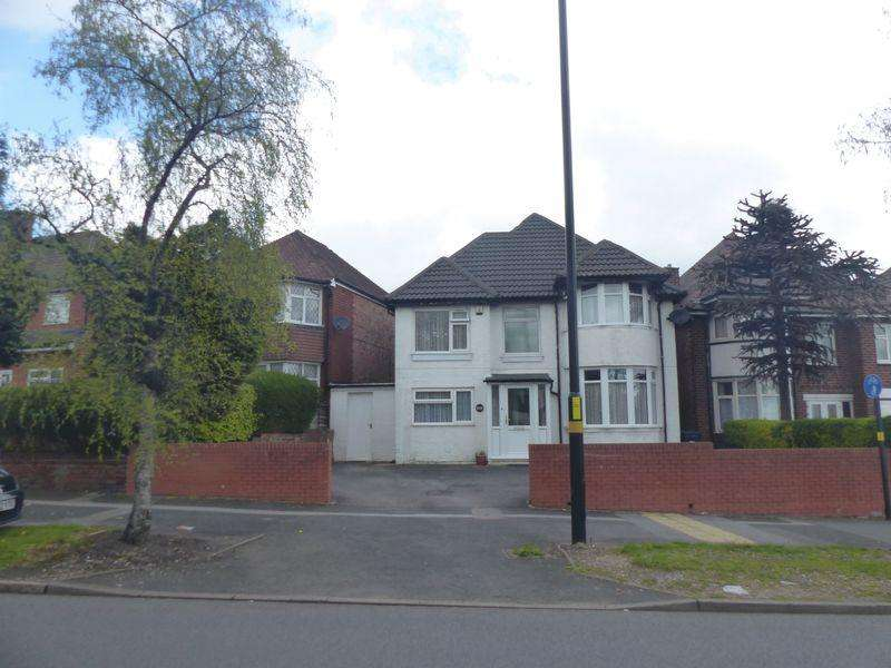 4 Bedrooms Detached House for sale in Island Road, Birmingham