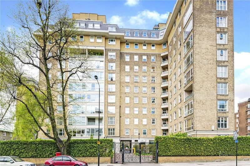3 Bedrooms Flat for sale in Boydell Court, St John's Wood Park, St John's Wood, London, NW8