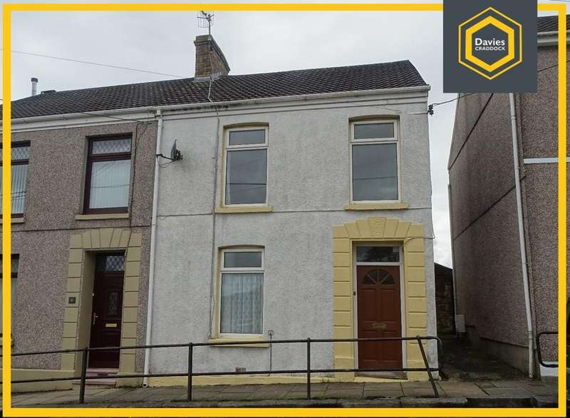2 Bedrooms Semi Detached House for rent in Stepney Road, Burry Port, SA16