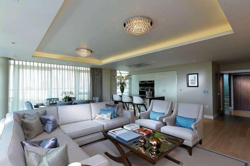 3 Bedrooms Property for rent in Belgravia House, Longfield Avenue W5