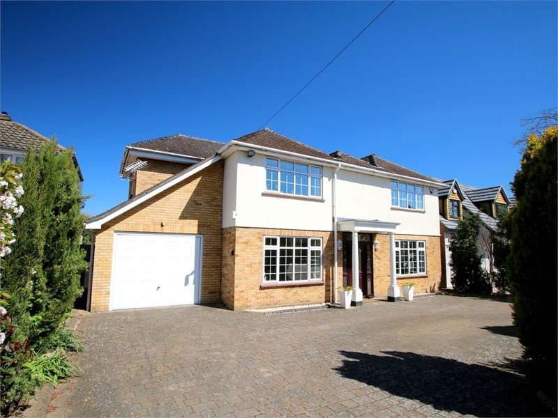 4 Bedrooms Detached House for sale in Eaton Ford, ST NEOTS