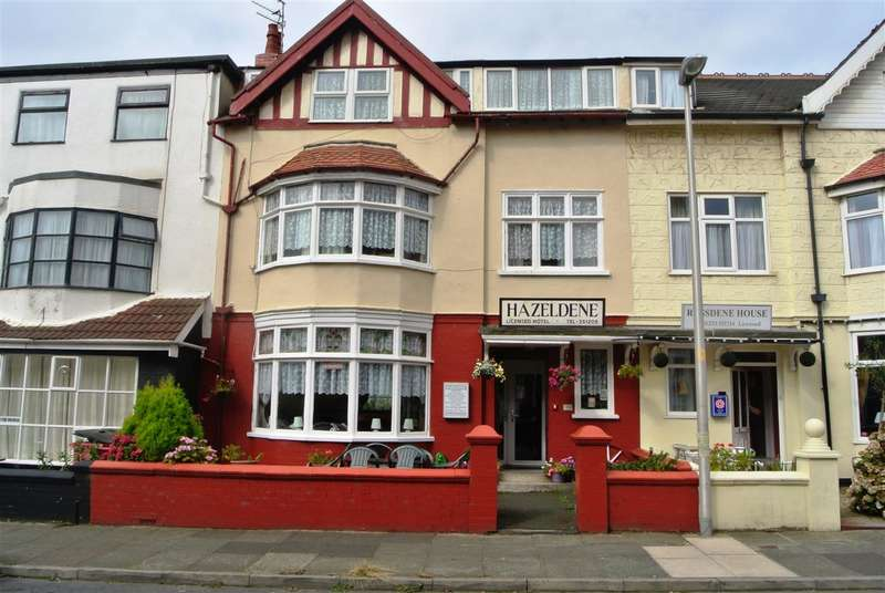 10 Bedrooms Hotel Commercial for sale in Gynn Avenue, Blackpool